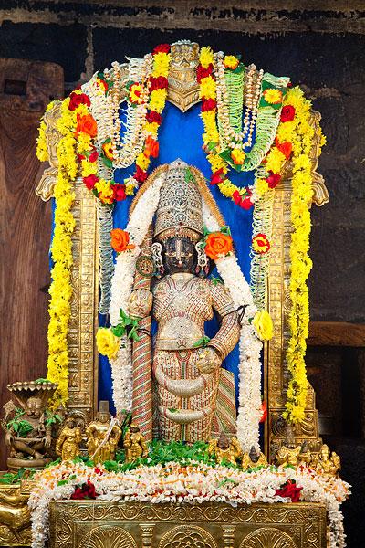 Krishna Vajrakavacha Alankara
